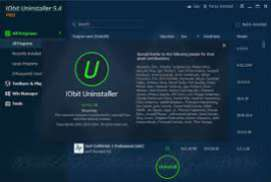 IObit Uninstaller Pro v6